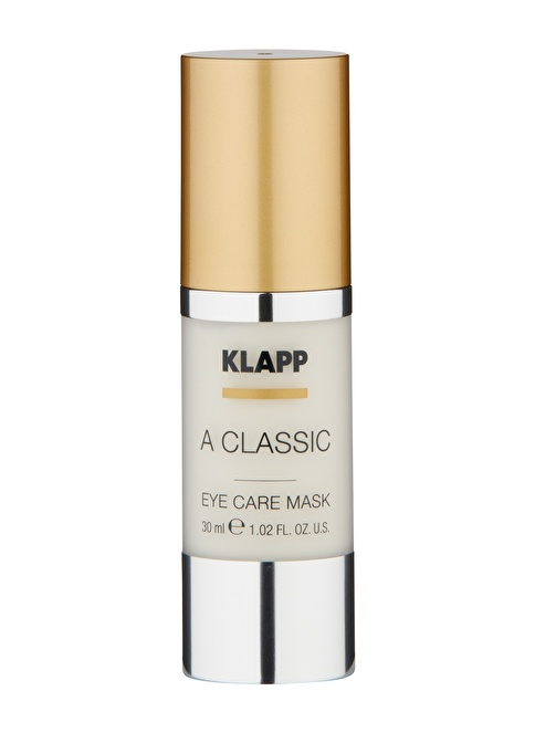 Klapp A Classic Eye Care Mask 30 Ml Renksiz